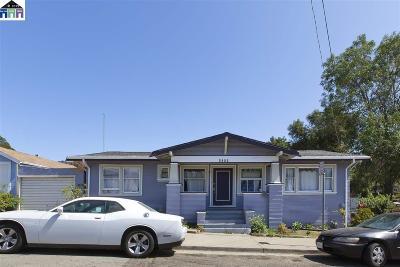 Oakland Single Family Home New: 3422 Kansas St