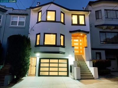 San Francisco Single Family Home Active-Reo: 770 23rd Ave