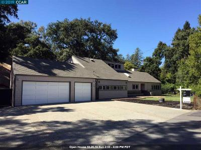 Walnut Creek Single Family Home New: 25 Poco Lane