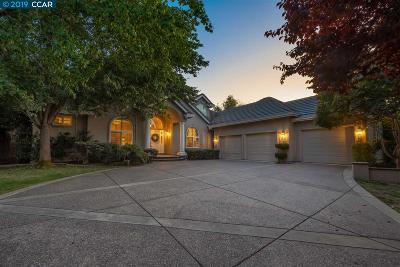 Danville CA Single Family Home New: $1,844,995