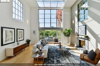 Oakland Single Family Home New: 5816 Buena Vista Ave