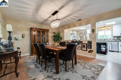 Antioch Single Family Home New: 110 Ridgerock Dr