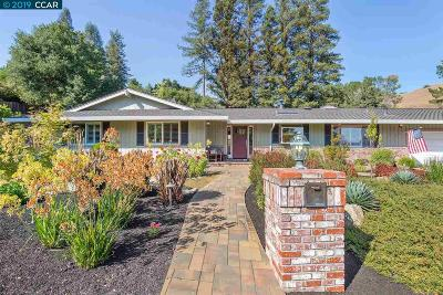 Contra Costa County Single Family Home New: 2 Ashbrook Pl