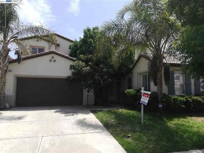 Patterson CA Single Family Home New: $459,000
