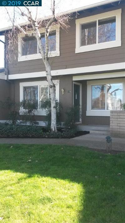 Danville CA Condo/Townhouse New: $799,000