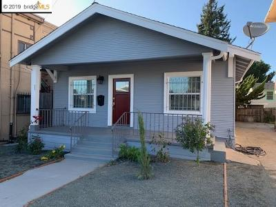 Oakland Single Family Home New: 1917 40th Ave