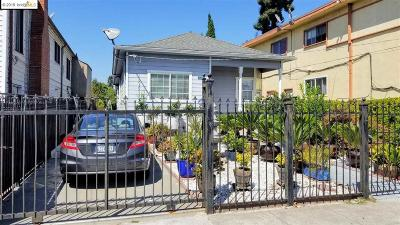 Oakland Single Family Home New: 1531 50th Ave