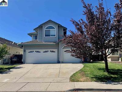 Antioch Single Family Home New: 4303 Berryessa Ct