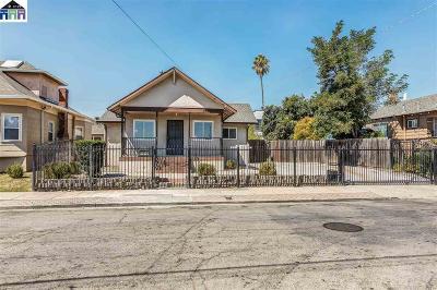 Oakland Single Family Home New: 1957 69th Avenue
