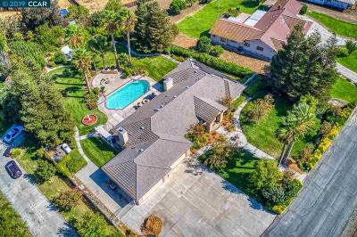 Tracy Single Family Home New: 25756 Ellis Rd