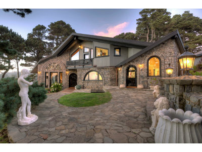 Mendocino County Single Family Home For Sale: 10000 Brewery Gulch Road