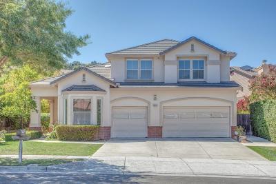 Gilroy Single Family Home For Sale: 8883 Rancho Hills Drive