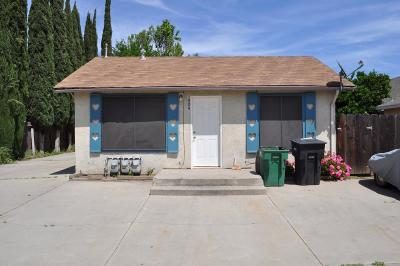 Alameda County, Contra Costa County, San Joaquin County, Stanislaus County Multi Family Home For Sale: 404 F Street