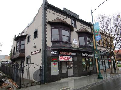 Hayward Commercial For Sale: 22564 Mission Boulevard