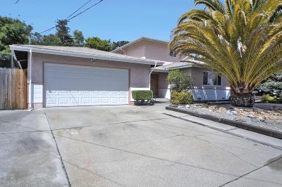 Pinole Single Family Home For Sale: 2395 Wright Avenue