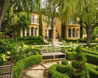 Palo Alto Single Family Home For Sale: 51 Crescent Drive