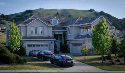San Ramon Single Family Home Pending Show For Backups: 515 Wycombe Court