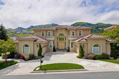 San Ramon Single Family Home For Sale: 301 Whitcliff Court