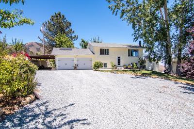 Los Gatos Single Family Home For Sale: 33200 Loma Chiquita Road