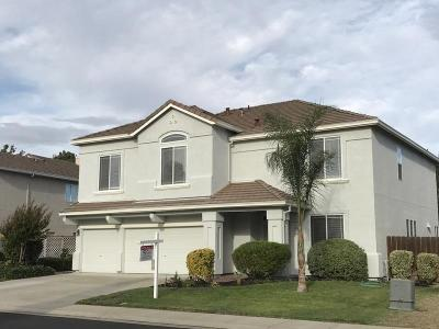 Manteca Single Family Home For Sale: 1140 Silver Brook Place