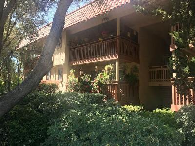 Santa Clara Condo/Townhouse For Sale: 1033 Alta Mira Drive #A