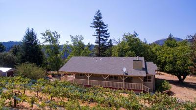 Los Gatos Single Family Home For Sale: 30000 Loma Chiquita Road