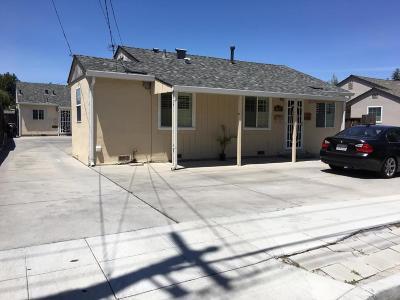 Sunnyvale Multi Family Home For Sale: 467 Roosevelt Avenue