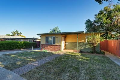 Concord Single Family Home For Sale: 2907 Hilltop Road