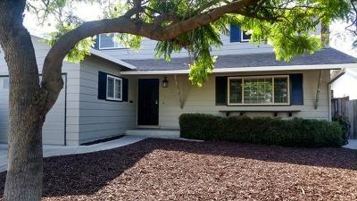 Milpitas Single Family Home For Sale: 1386 Lassen Avenue