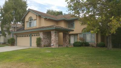 Tracy Single Family Home For Sale: 890 Allegheny Court