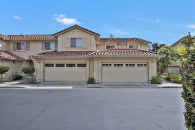 Milpitas Condo/Townhouse For Sale: 284 Meadowhaven Way