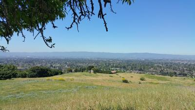 San Jose Residential Lots & Land For Sale: 1820B Old Piedmont Road