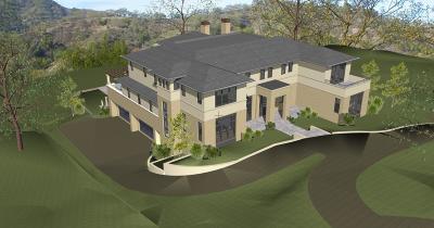 Single Family Home For Sale: 15814 Glen Una Drive