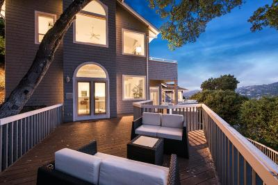 Marin County Single Family Home For Sale: 75 Madrona Avenue