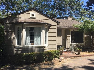 Lafayette Multi Family Home For Sale: 765 Moraga Road