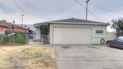 Hayward Multi Family Home For Sale: 1043 Gilbert Street
