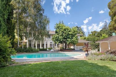 Palo Alto Single Family Home For Sale: 1441 Edgewood Drive