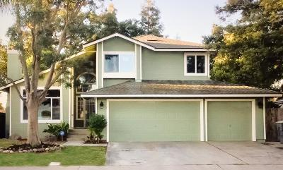 Riverbank Single Family Home For Sale: 2207 Colony Manor Drive