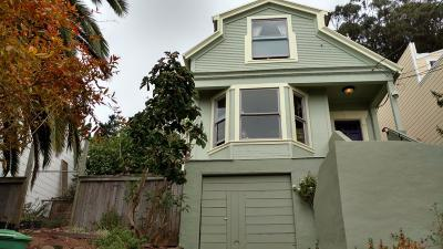 San Francisco Multi Family Home For Sale: 246 Bemis Street