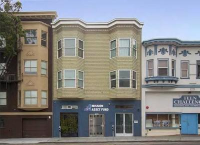 San Francisco Multi Family Home For Sale: 1468-1474 Valencia Street
