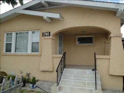 Hayward Single Family Home For Sale: 780 Folsom Avenue