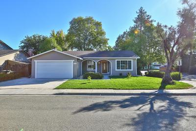 Pleasanton Single Family Home For Sale: 3601 Olympic Court