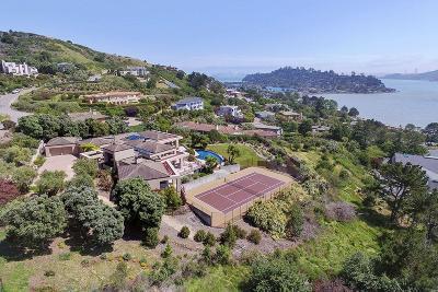 Marin County Single Family Home For Sale: 3 Via Paraiso West