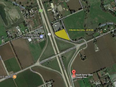 Gilroy Residential Lots & Land For Sale: Masten Avenue