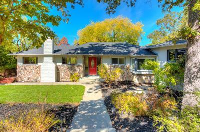 Walnut Creek Single Family Home For Sale: 2021 Doris Avenue