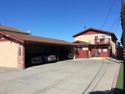 Hayward Multi Family Home For Sale: 204 Poplar Avenue