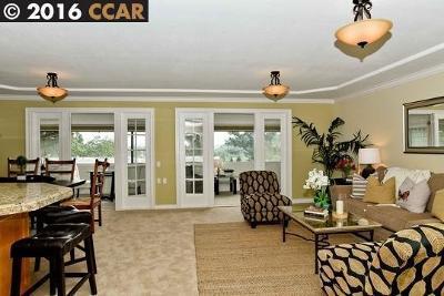 Walnut Creek Condo/Townhouse For Sale: 1608 Golden Rain Road #1