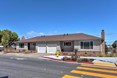 San Mateo Multi Family Home For Sale: 700 N Humboldt Street