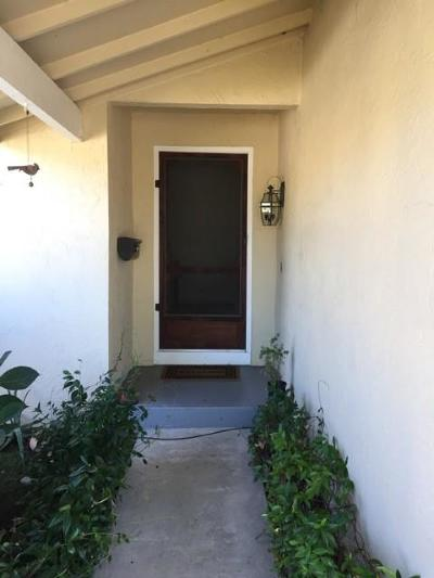 Newark Single Family Home For Sale: 7518 Braidburn Avenue