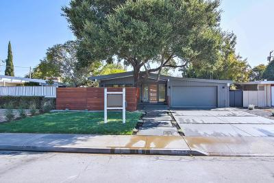 Santa Clara Single Family Home For Sale: 173 Claremont Avenue